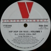 Cover 'Hip Hop On Wax - Volume 1' [Click to enlarge]