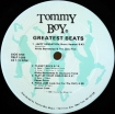 Cover 'Tommy Boy - Greatest Beats' [Click to enlarge]