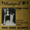 Cover 'Funk You! Volume 4 (Yellow Vinyl)' [Click to enlarge]