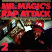 Cover 'Mr. Magic's Rap Attack Volume 2' [Click to enlarge]