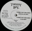 Cover 'Tommy Boy Megamix (Promo)' [Click to enlarge]