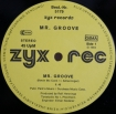 Cover 'Mr.Groove / Number One' [Click to enlarge]