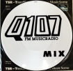 Cover 'Q107 Mix - FM Music Radio' [Click to enlarge]