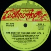 Cover 'The Best Of Techno Hop, Vol. 1' [Click to enlarge]