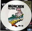 Cover 'München 92,4 MHz Radio Xanadu Mix' [Click to enlarge]