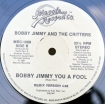 Cover 'Bobby Jimmy You A Fool' [Click to enlarge]