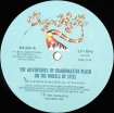 Cover 'The Adventures Of Grandmaster Flash On The Wheels Of Steel (5 minute version)' [Click to enlarge]