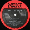 Cover 'I Am Down / Chick On The Side / Pass The Salt-N-Pepa' [Click to enlarge]