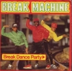 Cover 'Break Dance Party' [Click to enlarge]